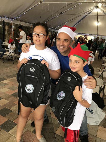 VFP Festa de Natal Concurso Polio 2017 18