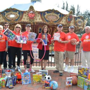 Carrousel Toy Drive