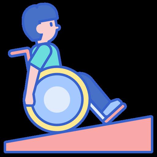 iconfinder Wheelchair Ramp 4345761