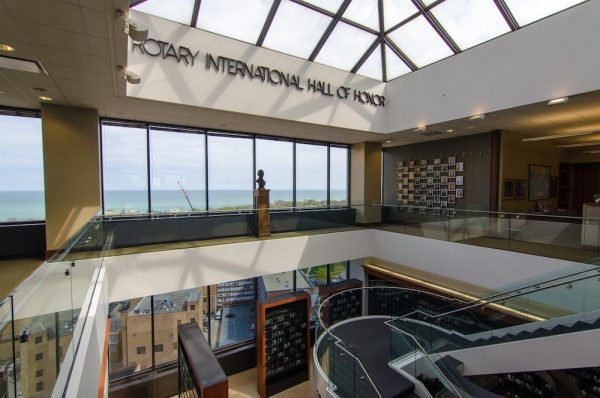 Rotary International Hall of Honor