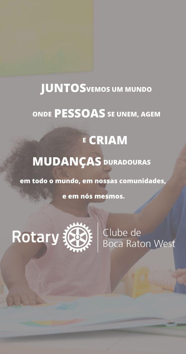 Como o Rotary é Organizado Geograficamente