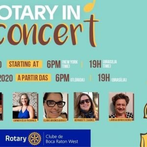 Rotary in Concert