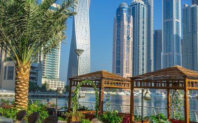Uma experiência com o Rotary em Dubai