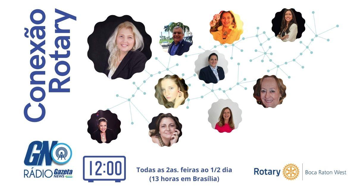 Conexão Rotary Programa Blog