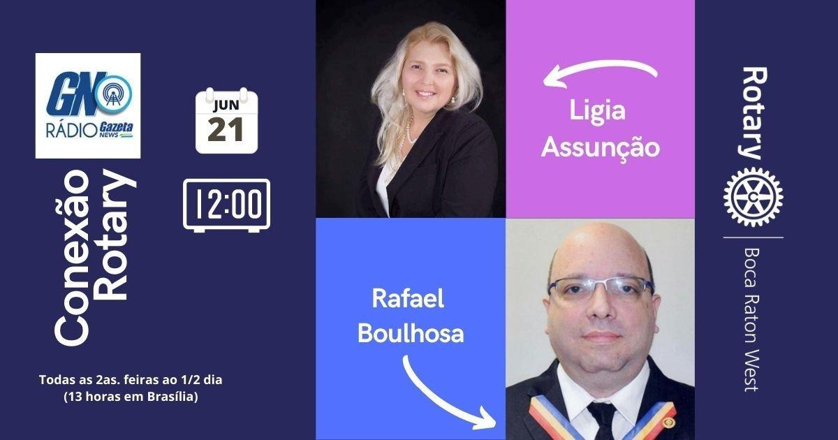 Conexão Rotary 06-21-21