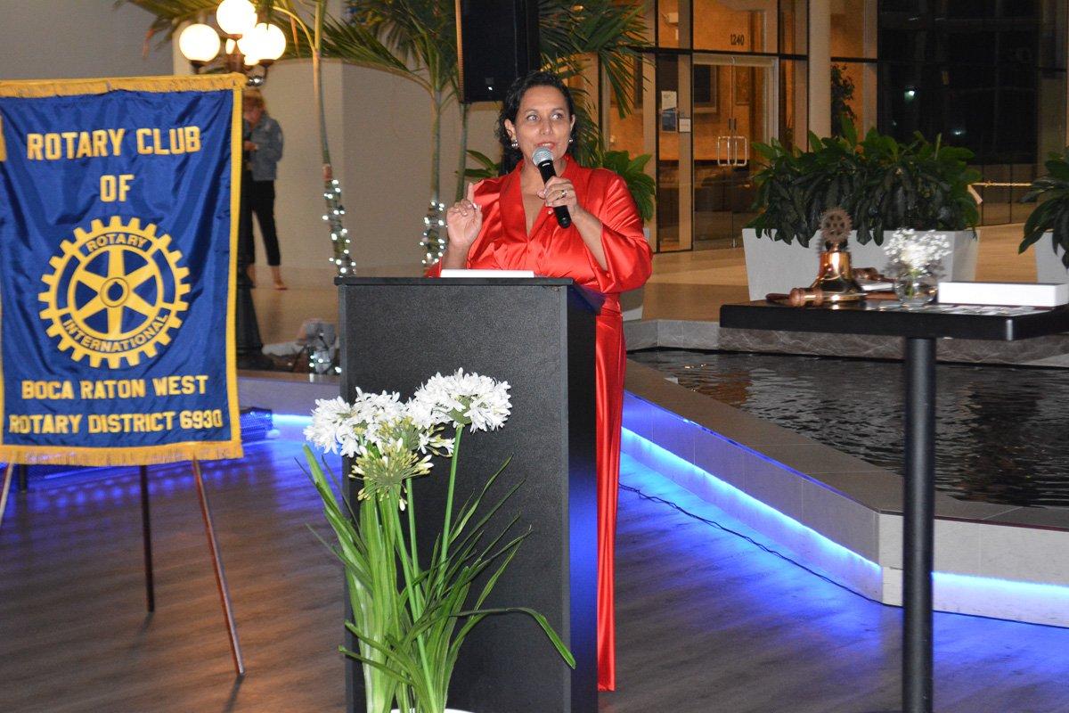 Installation Ceremony 2021 2022 RC Boca Raton West 41