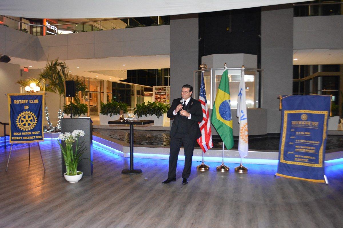 Installation Ceremony 2021 2022 RC Boca Raton West 58