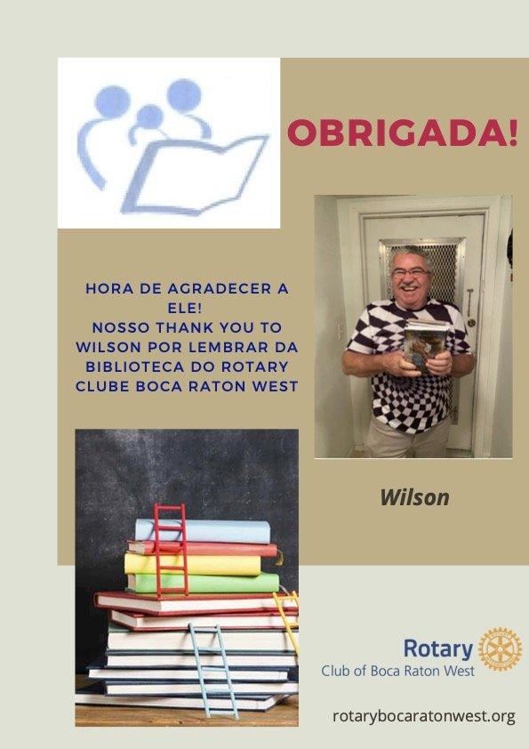 Biblioteca Wilson 08 03 21