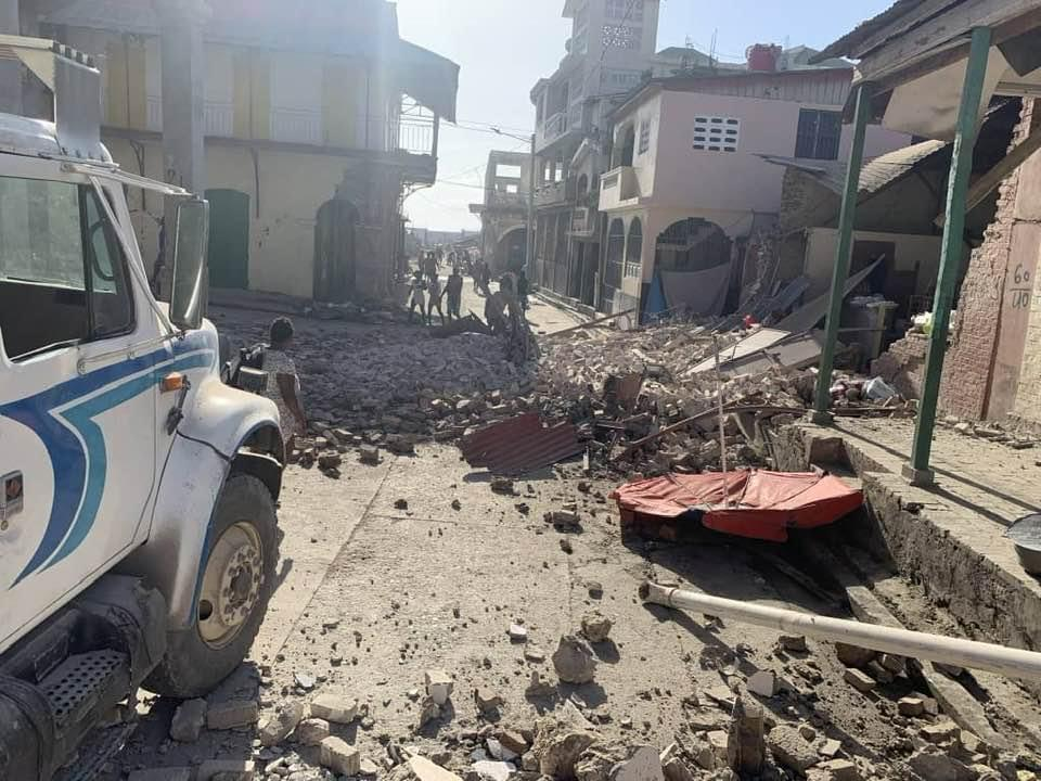 Haiti Earthquake 2021 1