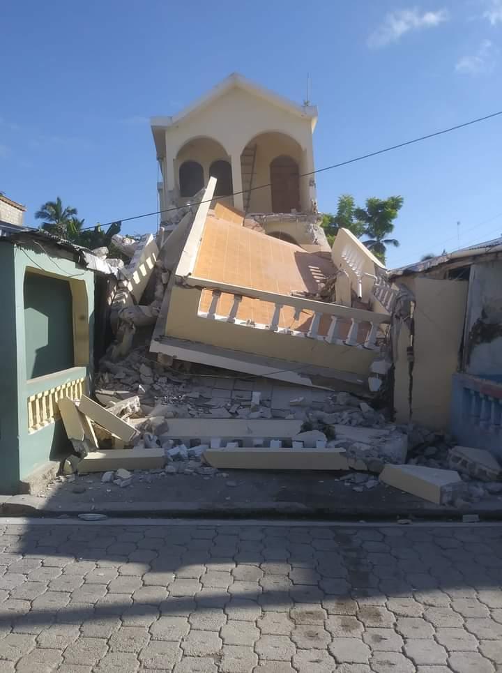 Haiti Earthquake 2021 2