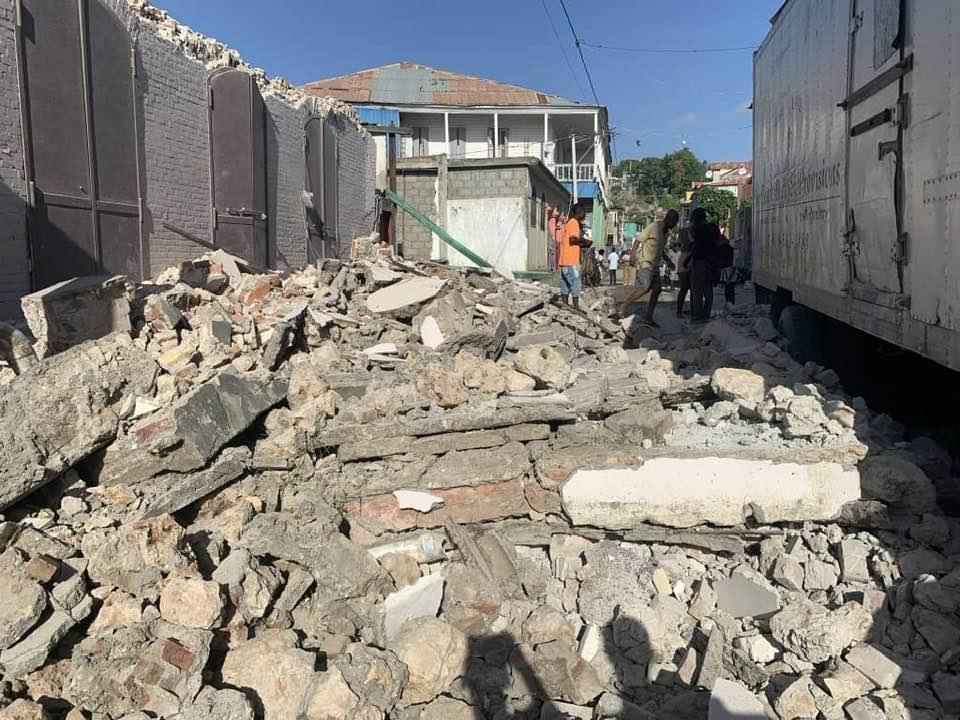 Haiti Earthquake 2021 3