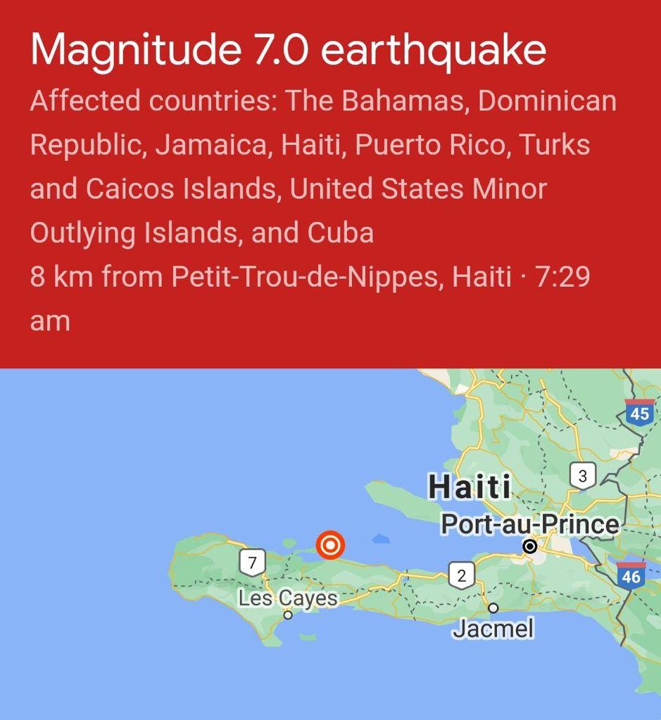 Haiti Earthquake 2021 4