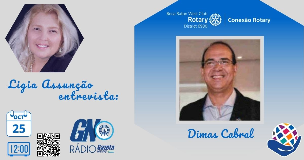 10-25-21 Conexão Rotary